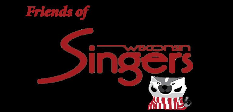 FRIENDS OF WISCONSIN SINGERS logo