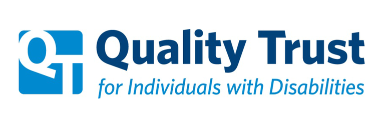 Quality Trust for Individuals with Disabilities logo