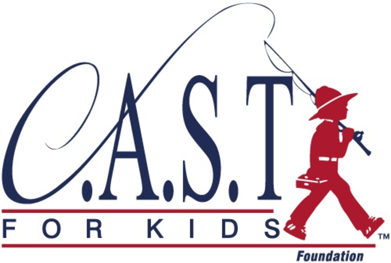C.A.S.T. for Kids Foundation logo