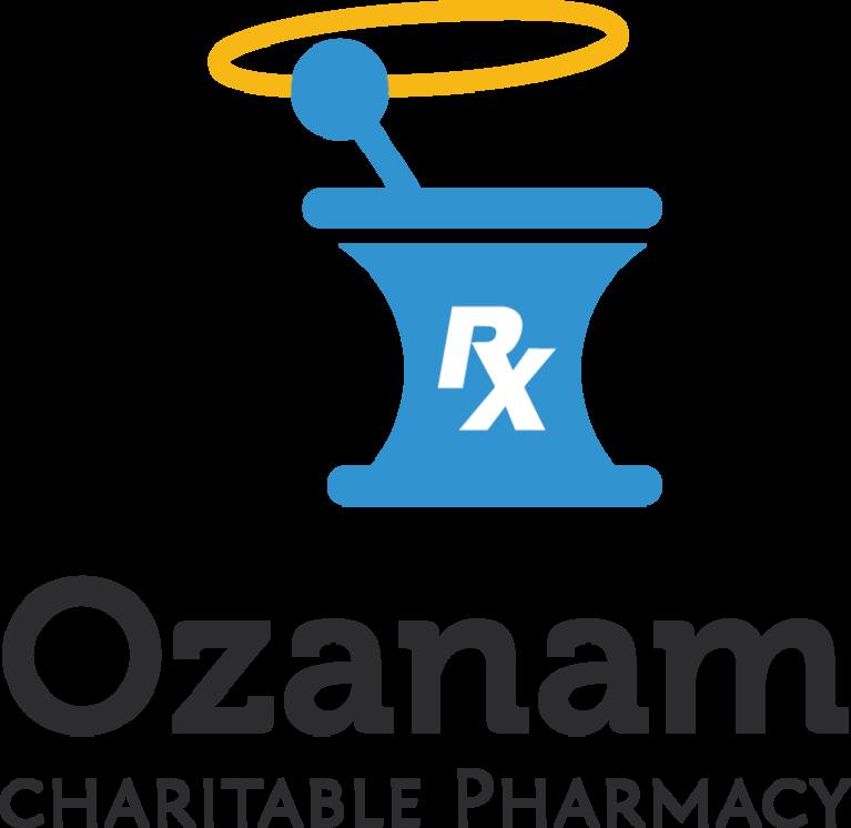 Ozanam Charitable Pharmacy, Inc.  logo