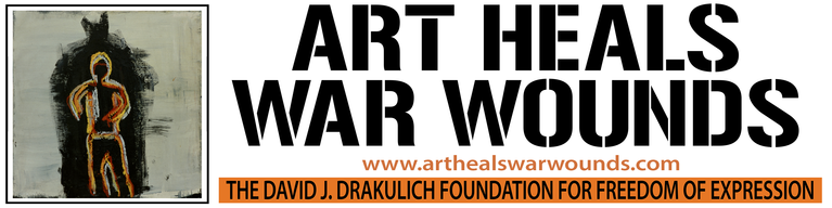 DAVID J DRAKULICH ART FOUNDATION FOR FREEDOM OF EXPRESSION logo