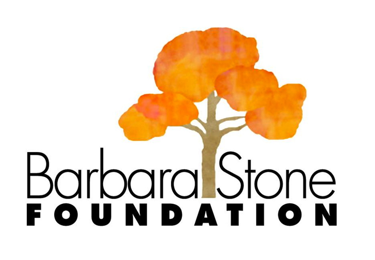 The Barbara Stone Foundation logo