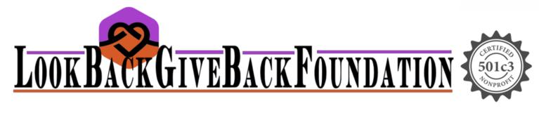 Look Back Give Back Foundation Inc logo