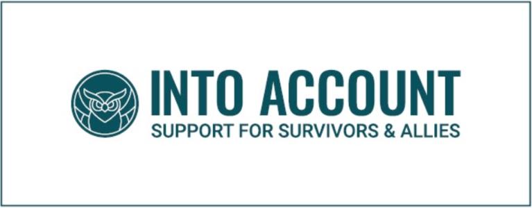 Into Account logo