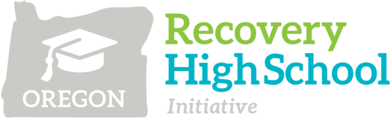 Oregon Recovery Schools logo