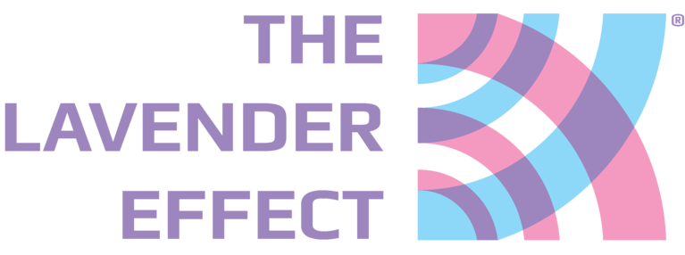 THE LAVENDER EFFECT logo