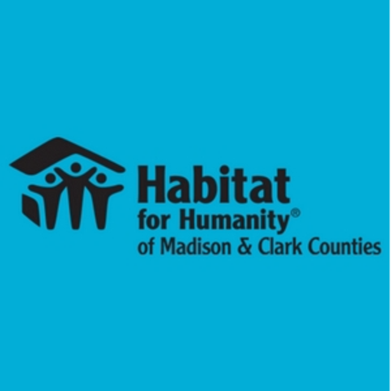 HABITAT FOR HUMANITY OF MADISON & CLARK COUNTIES logo
