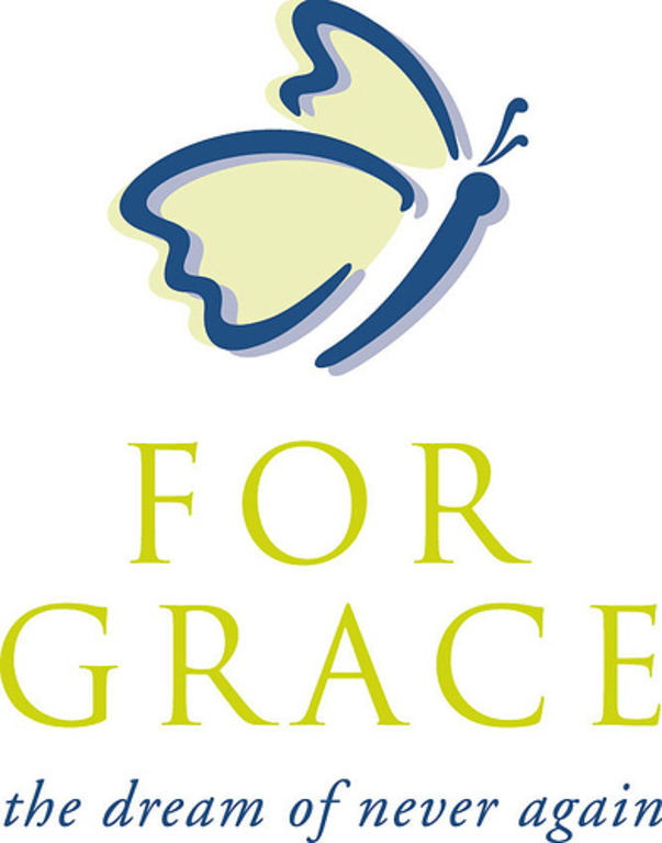 """For Grace"" logo"