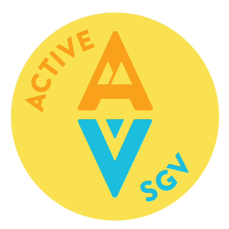 Active San Gabriel Valley logo