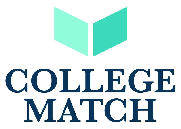 """College Match"" logo"