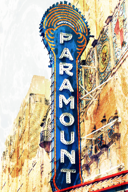 Historic Paramount Theatre Inc logo