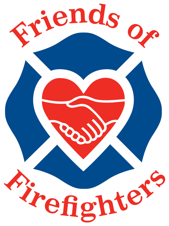 Friends of Firefighters, Inc. logo