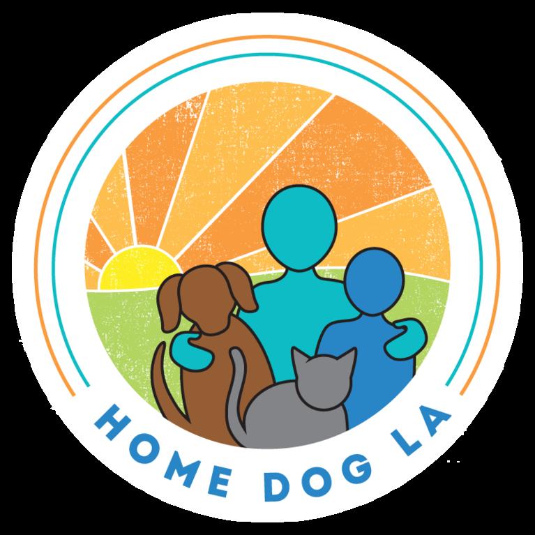HOME DOG LA logo
