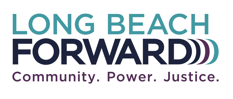 Long Beach Forward logo