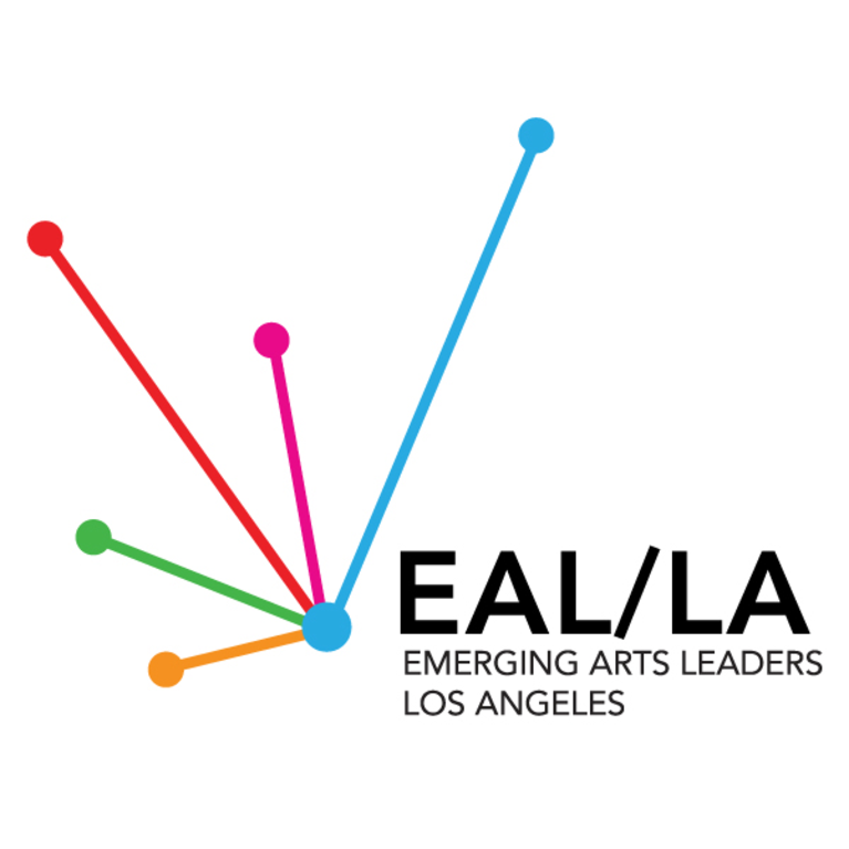 Emerging Arts Leaders Los Angeles logo