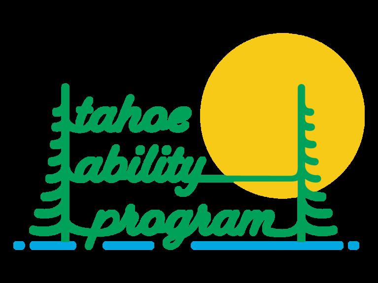 Tahoe Ability Program logo