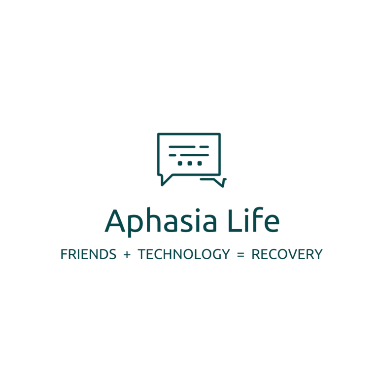 Aphasia Life  logo