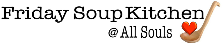 Friday Soup Kitchen@ All Souls logo