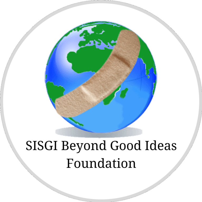 SISGI Beyond Good Ideas Foundation logo