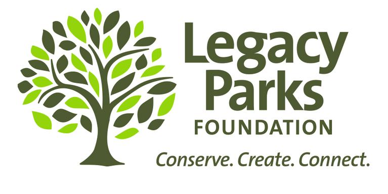 LEGACY PARKS FOUNDATION logo