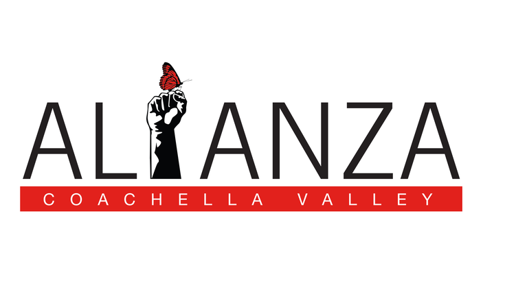"""Alianza Coachella Valley"" logo"