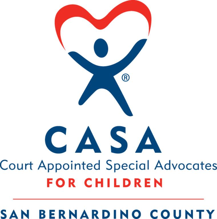 Child Advocates of San Bernardino County logo