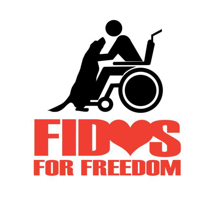 Fidos for Freedom, Inc. logo