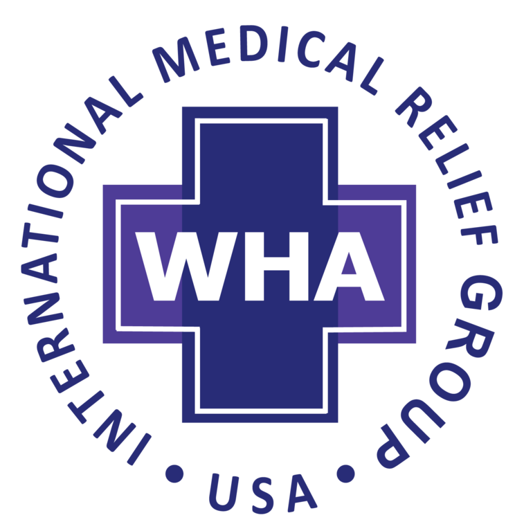 World Health Ambassador logo