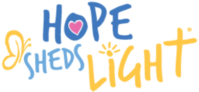 Hope Sheds Light logo