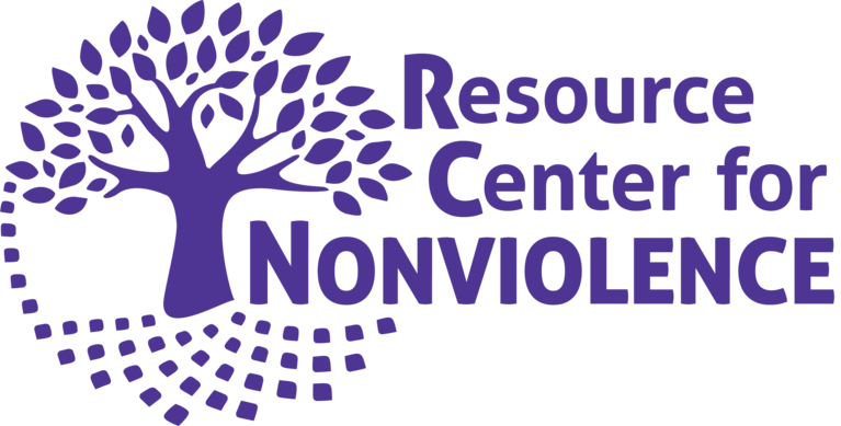 Resource Center for Nonviolence logo