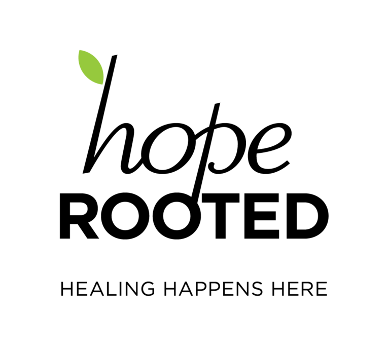Hope Rooted  logo