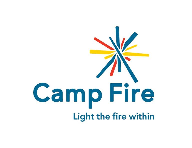 Camp Fire Golden Empire logo