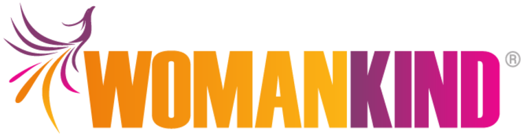 Womankind (formerly New York Asian Women's Center) logo