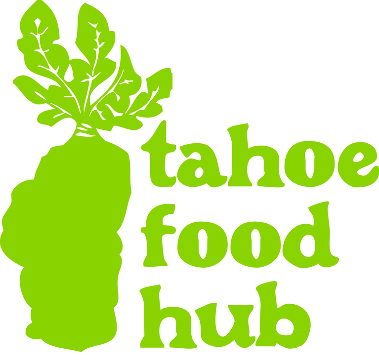 Tahoe Food Hub logo