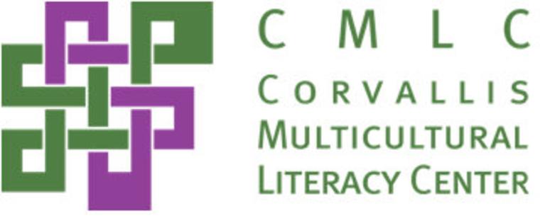 Corvallis Multicultural Literacy Center logo