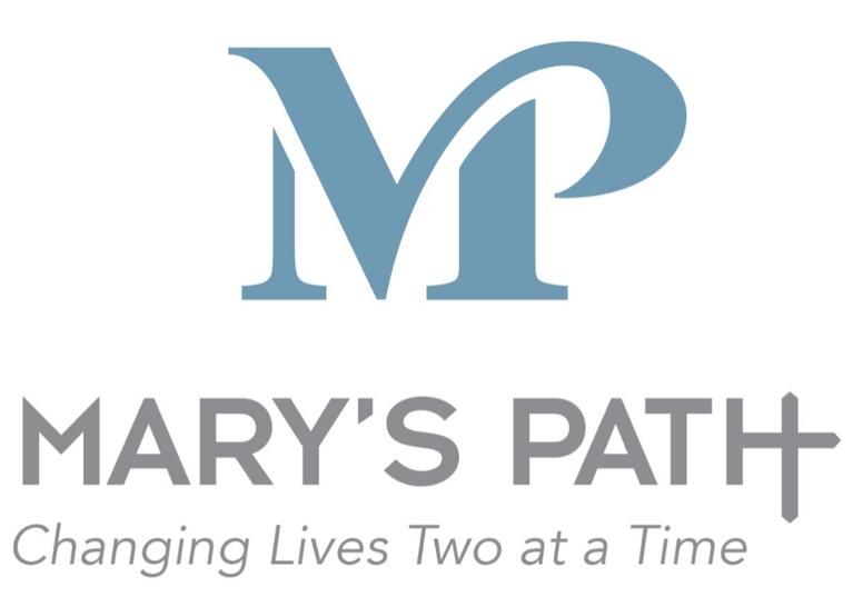 Mary's Path logo