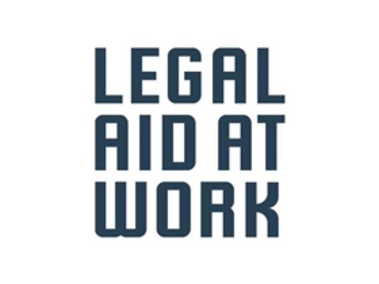 Legal Aid at Work logo