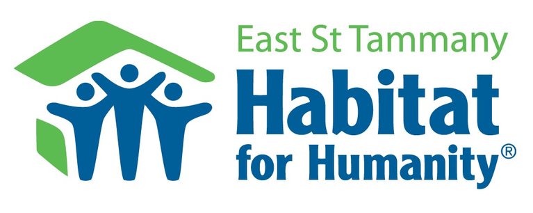 East St. Tammany Habitat for Humanity logo