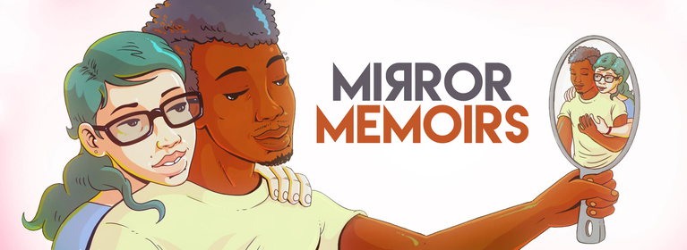 Mirror Memoirs logo