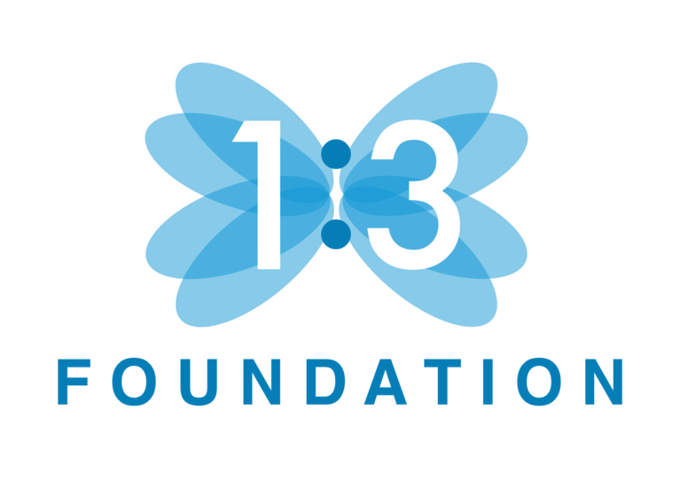 1 in 3 Foundation logo