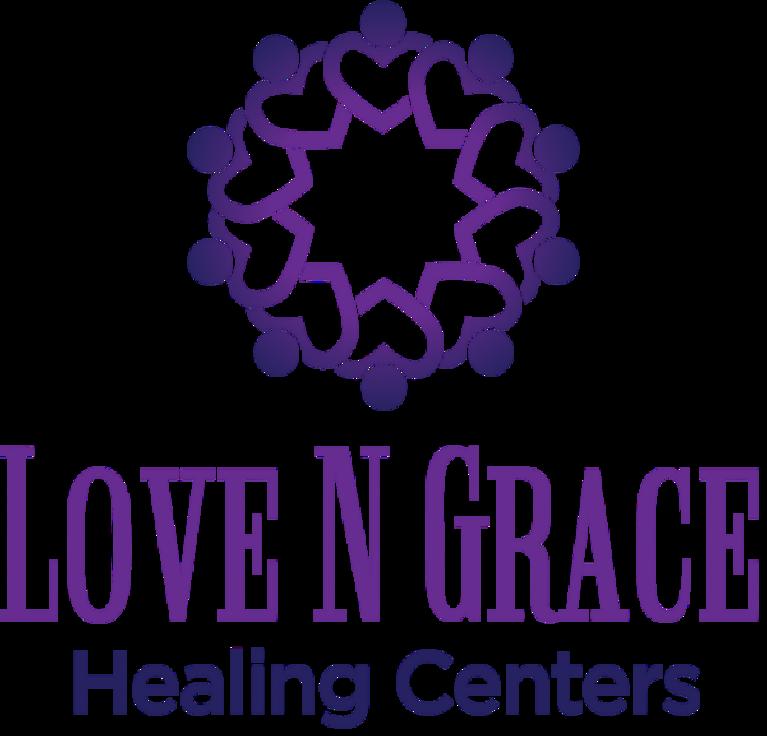 Love N Grace Healing Centers logo