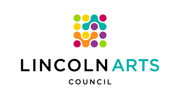 Lincoln Arts Council logo