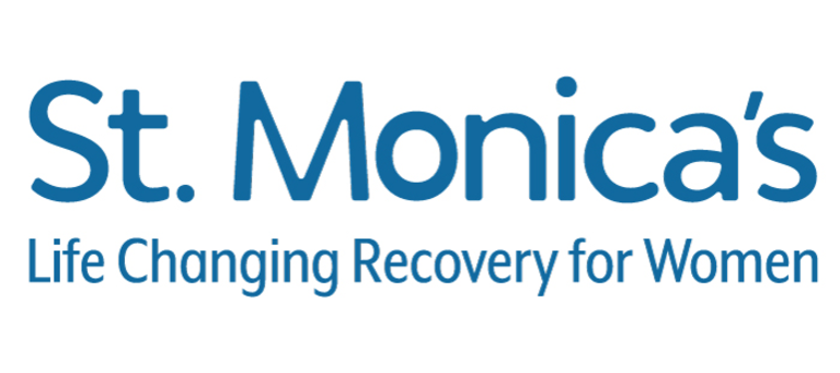 St. Monica's Home logo