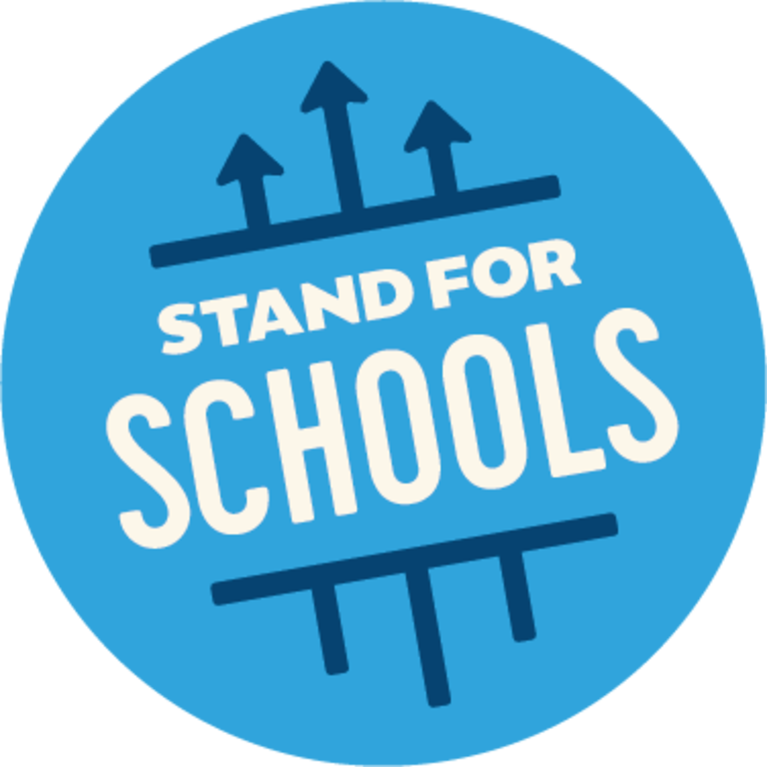 Stand for Schools logo