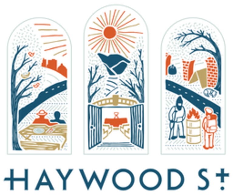 HAYWOOD STREET CONGREGATION logo