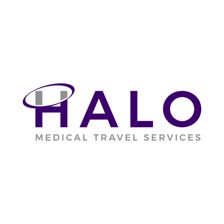 HALO Medical Travel Services logo
