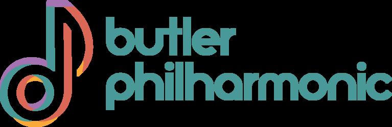 Butler Philharmonic logo