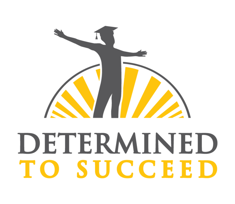 Determined to Succeed logo