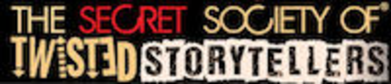 The Secret Society of Twisted Storytellers logo