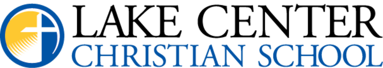 Lake Center Christian School logo
